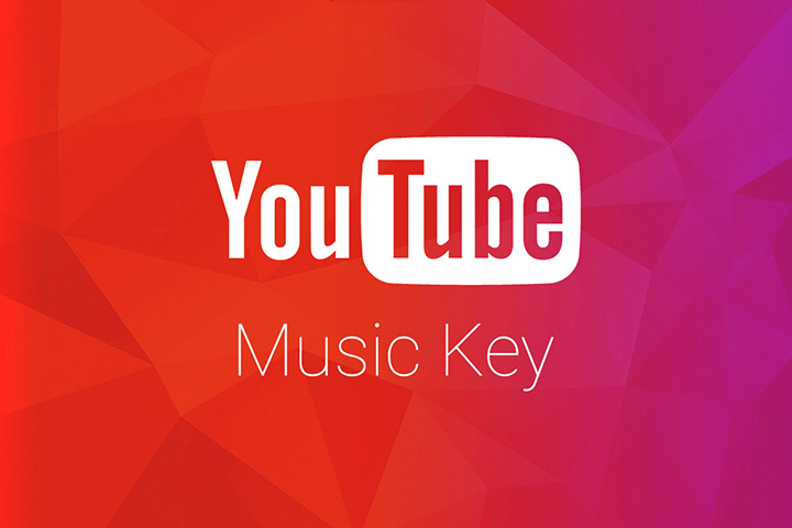 youtube-music-key-sortie